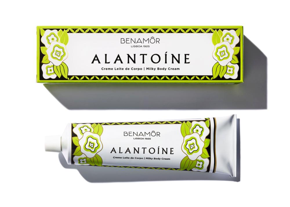 Alantoine Creme Leite de Corpo / Milky Body Cream 150ml#BENAMOR-ALANTOINE-BOITETUBE-RVB-1.jpg
