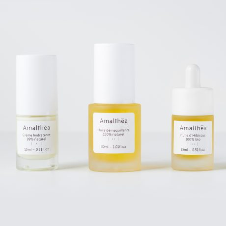 Skincare Routine - Travel Size (Skin - Normal and Mature), Cleansing Oil#hibiskus.jpg