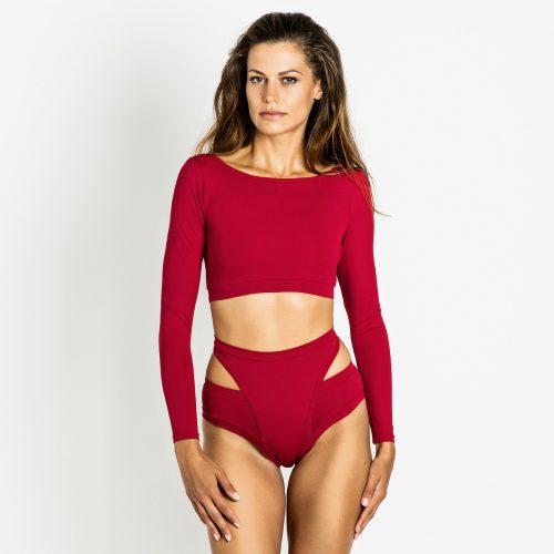 Aleksandra Top#MilaKrasna_bodywear_poledance_aleksandra_top_cherry_front.jpg