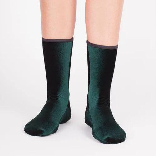 Velvet Socks Forest Green#aa4ec51d8d3f4c4e4c3d2930e9994ef8-2.jpg