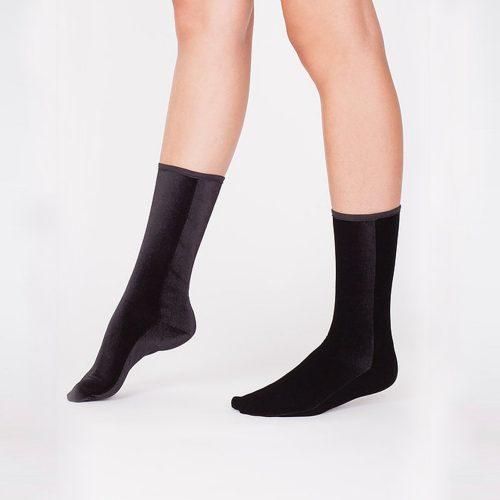 Velvet Socks Black#SW_Velvet_Anklesock_black_1.jpg