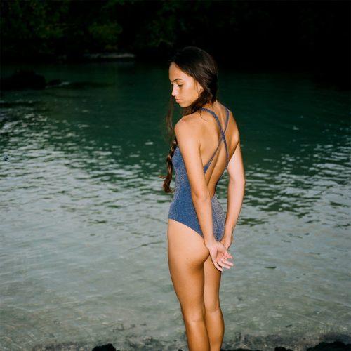 Grace Swimsuit Midnight#